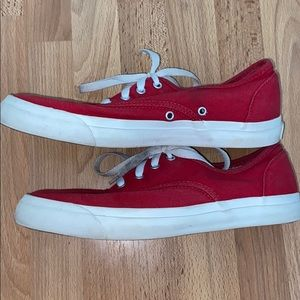 Keds Shoes - Red Keds Shoes